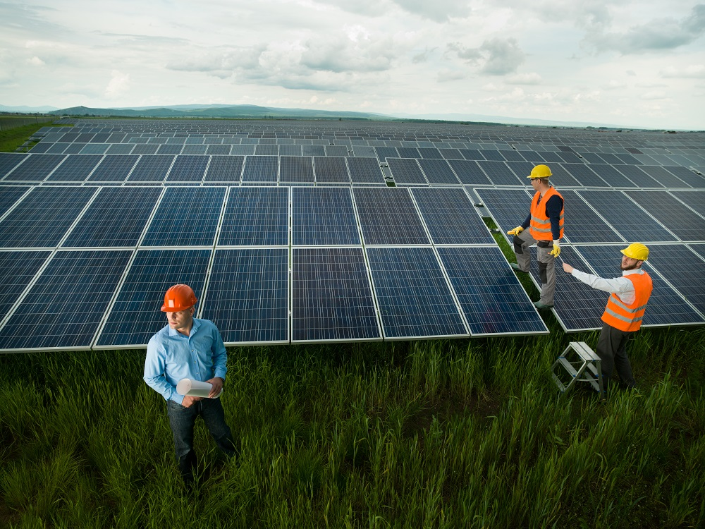 What Happens When You Put Together The Latest In Solar